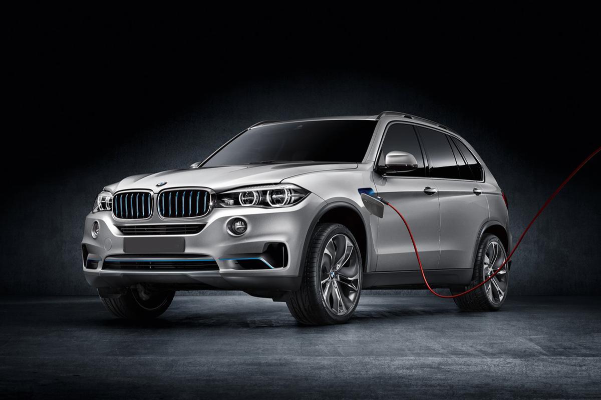 Voitures hybrides BMW