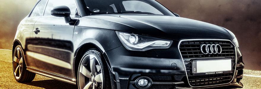 Meilleures occasions de voitures de marque Audi